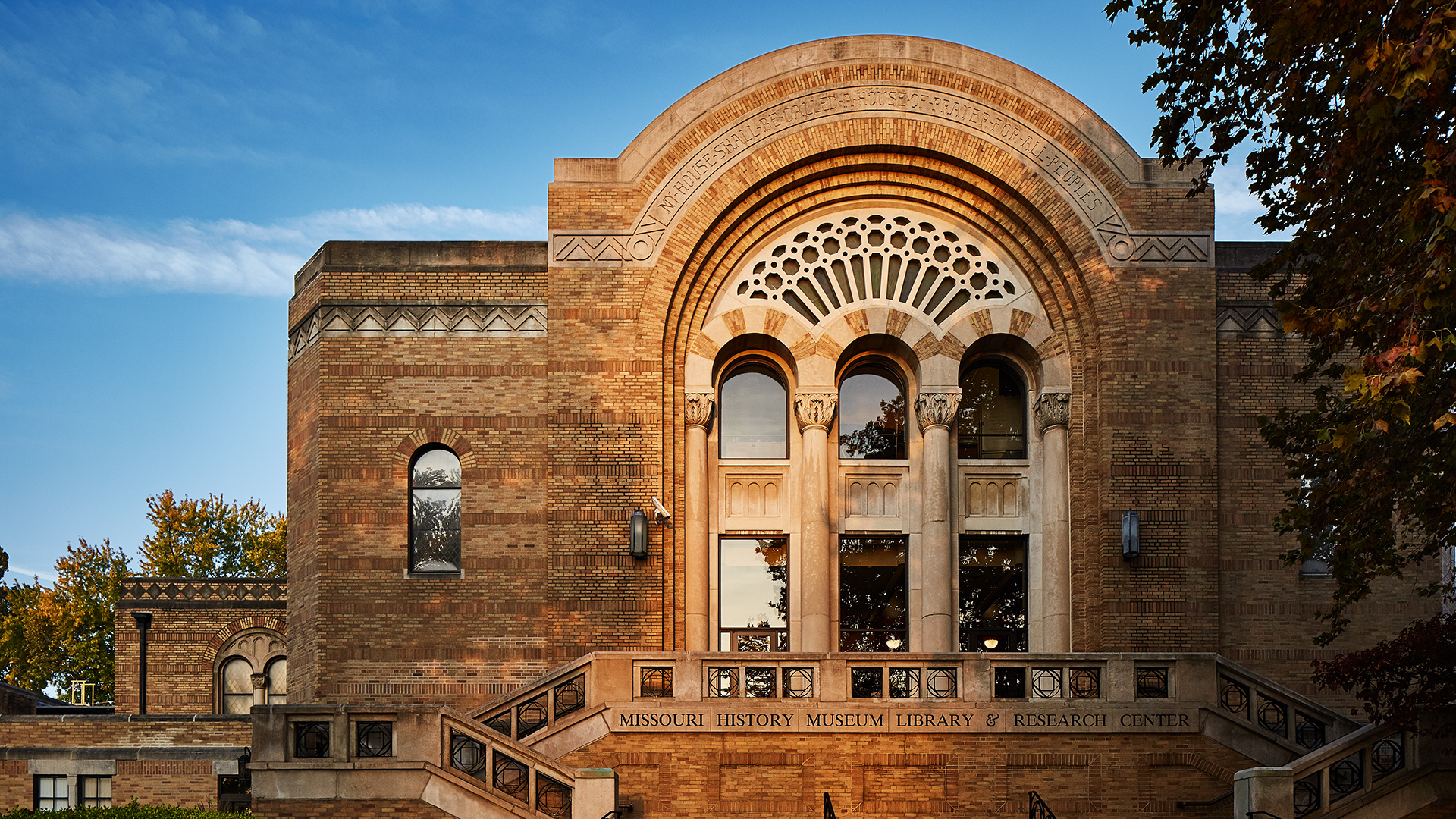 Tour of the Missouri Historical Society Library & Research Center